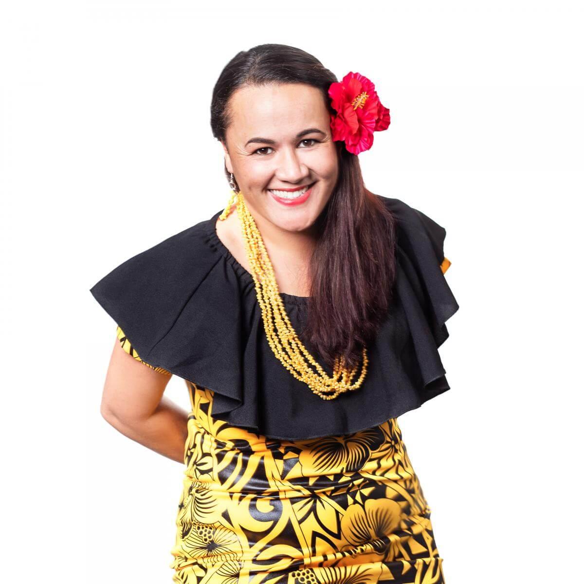 Dr Elizabeth Mati - Senior manager violence prevention