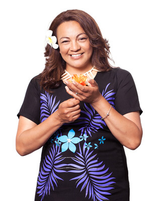 Leilani Fina'i Clarke - Senior manager suicide prevention - Pacific