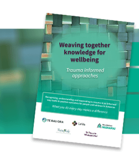 A trauma-informed approach when working with Pasifika people