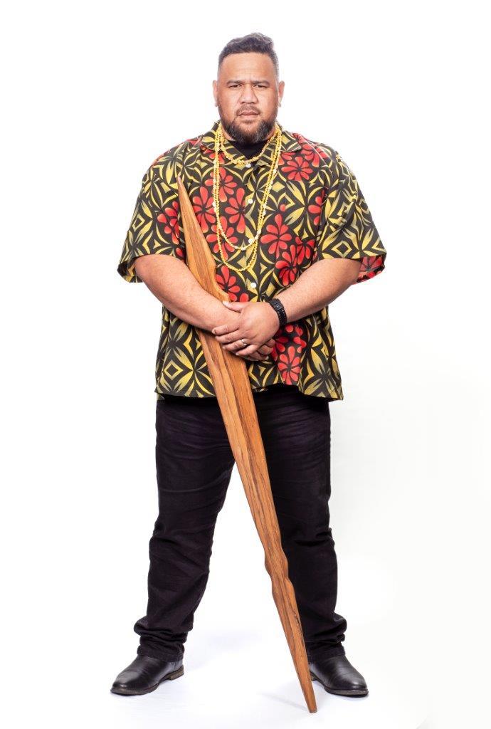 Barney Wikitera - Training coordinator