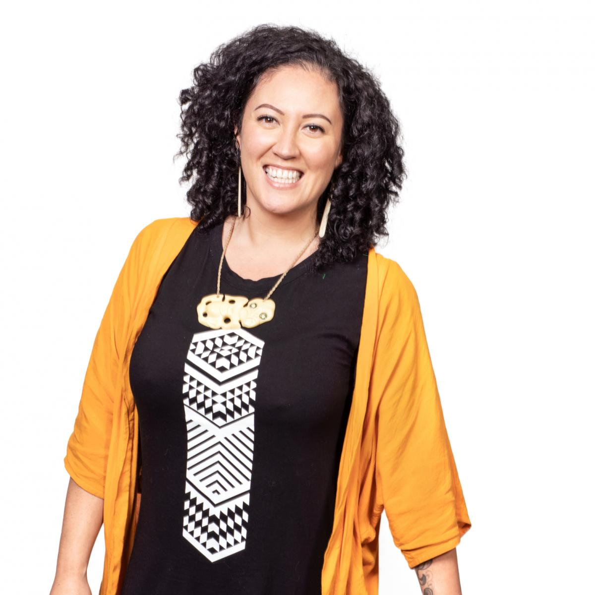 Anahera Woolcock - Project coordinator