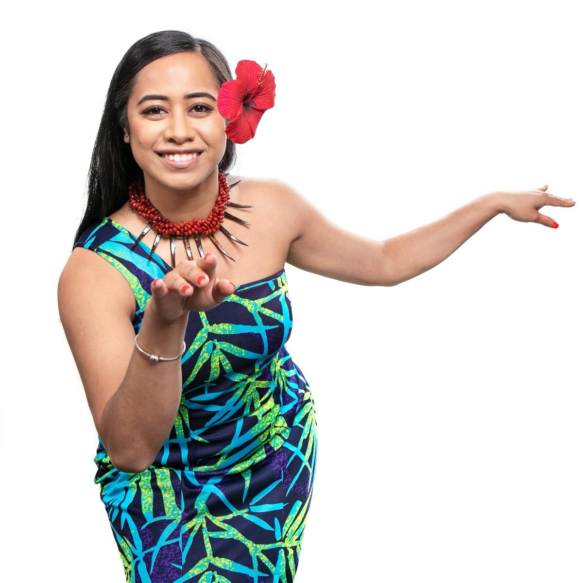 Aysia  Paeu-Vaafusuaga  - Project coordinator
